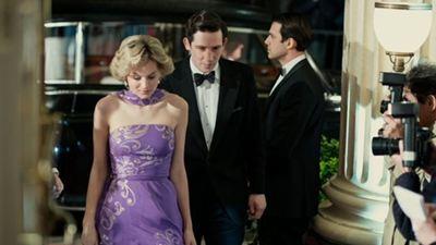 The Crown: Netflix revela primeiras imagens da Princesa Diana na 4ª temporada