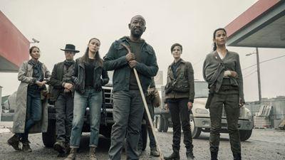 Fear the Walking Dead: Cena de abertura da 6ª temporada é exibida em painel da NYCC