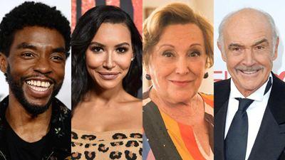 Retrospectiva: Os grandes nomes da TV e do cinema que partiram em 2020 e vão deixar saudade