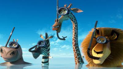 Filmes na TV: Hoje tem Madagascar 3 - Os Procurados e Dupla em Fúria