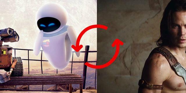 Do real à animação, e vice-versa