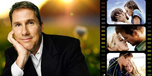 Filmes baseados em livros de Nicholas Sparks