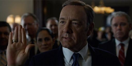 House of Cards ganha novo trailer e cartaz nacional