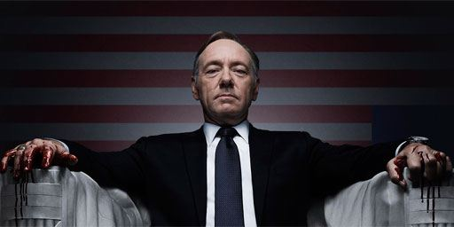 Segunda temporada de House of Cards estreia na Netflix