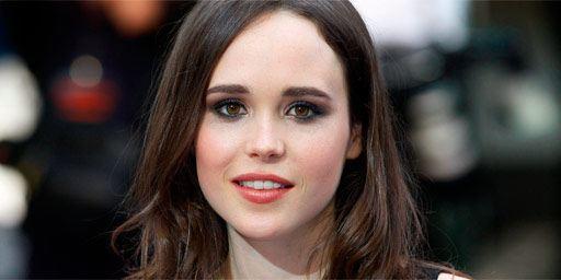 Ellen Page assume homossexualidade em discurso emocionado