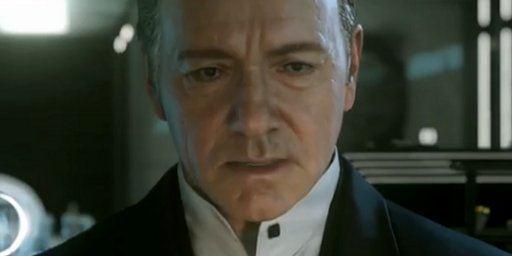 Kevin Spacey é o vilão do novo jogo da série Call of Duty
