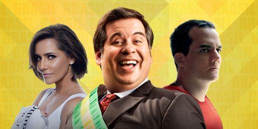 Top 10: As maiores personalidades do cinema brasileiro em 2014