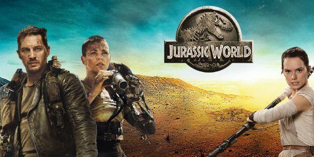 Mad Max, Star Wars e Jurassic World disputam prêmio do  Sindicato dos Diretores de Arte 2016
