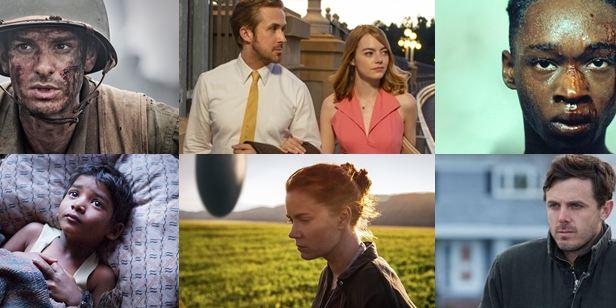 Oscar 2017: Vídeo reúne os 47 filmes indicados em menos de 3 minutos