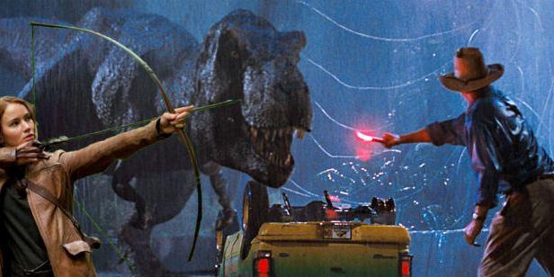 The Jurassic Games: Filme que mistura Jogos Vorazes e Jurassic Park está em desenvolvimento