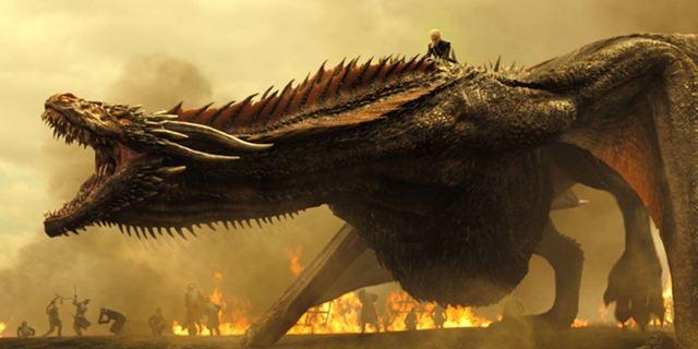 Game of Thrones: Drogon está enorme e Brienne sorridente nas novas fotos da sétima temporada