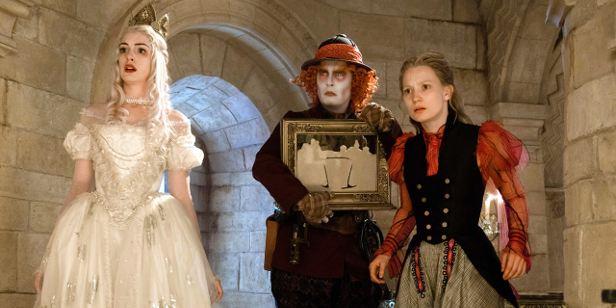 Alice Através do Espelho chega ao Telecine Play