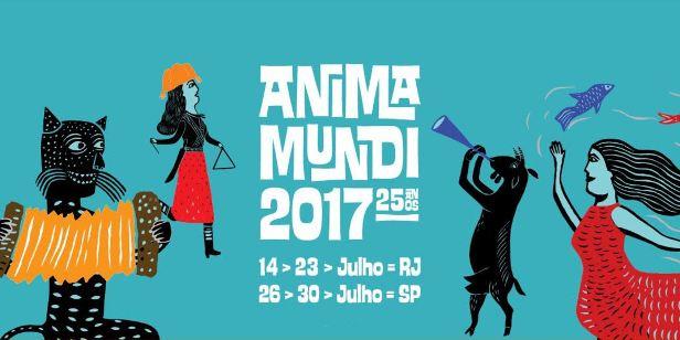 Anima Mundi 2017: Festival terá 470 obras em exibição e celebrará o centenário da animação nacional