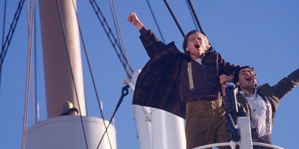 Filmes na TV: Hoje tem Titanic e Questão de Tempo