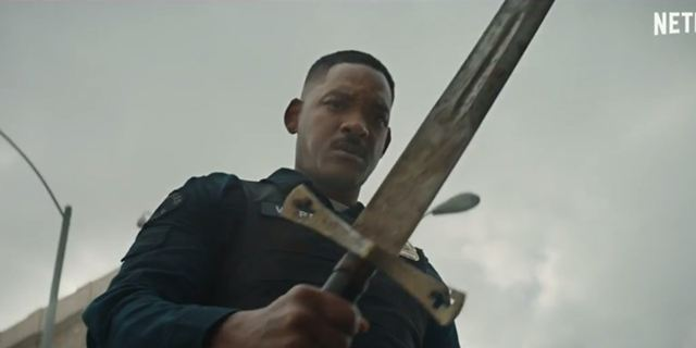 Comic-Con 2017: Will Smith é a própria cavalaria no primeiro trailer de Bright