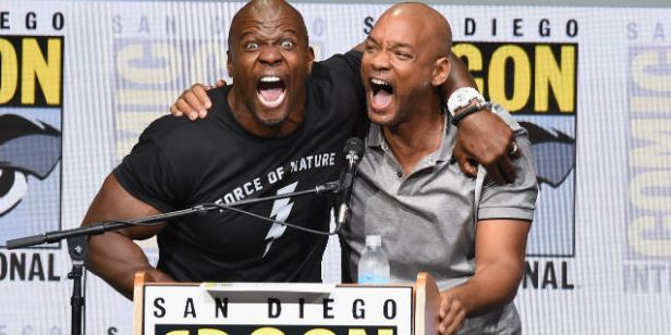 Comic-Con 2017: Will Smith (de novo) defende a Netflix, agora no painel de Bright