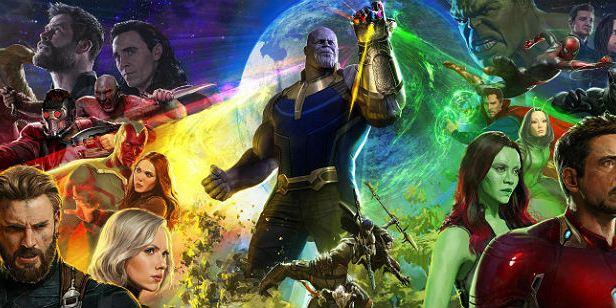 Vingadores: Guerra Infinita terá influência de filmes de assalto dos anos 90