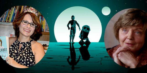 Autora de O Diário da Princesa conta que escreveu história de Star Wars focada na tia de Luke Skywalker