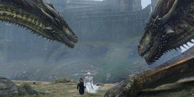 Game of Thrones: Veja as imagens do penúltimo episódio da 7ª temporada, 'Beyond the Wall'