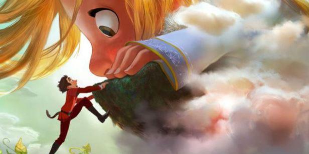 Gigantic, animação musical de João e o Pé de Feijão, é retirada do calendário da Disney