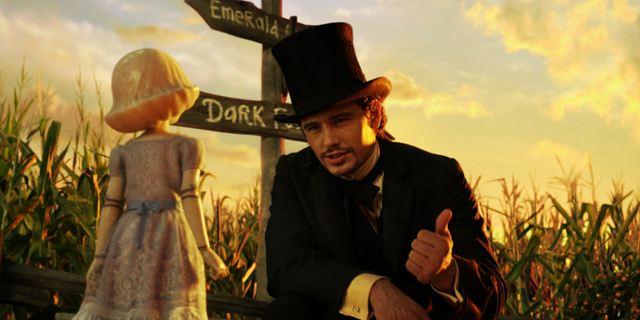 Dicas do Dia: Oz, Mágico e Poderoso e Coração de Tinta - O Livro Mágico estão na TV