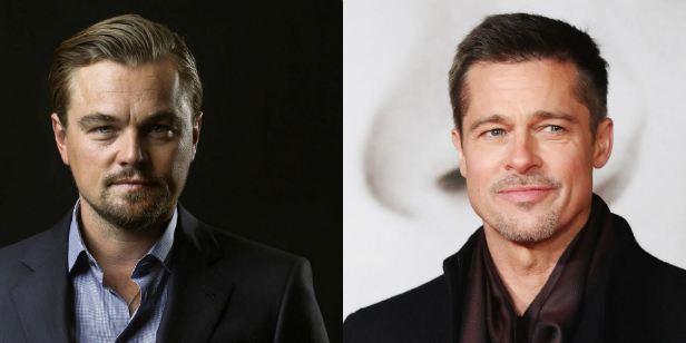 Quentin Tarantino quer Leonardo DiCaprio e Brad Pitt em seu próximo filme