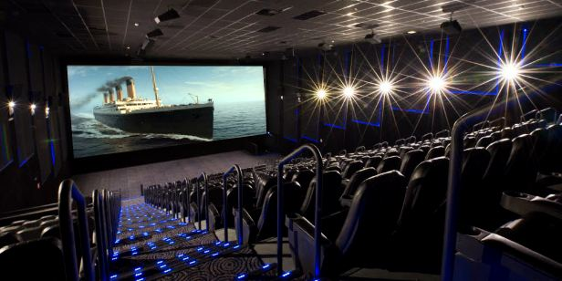 Rede de cinemas comemora aniversário com a reexibição de Titanic em 3D, 4D e IMAX