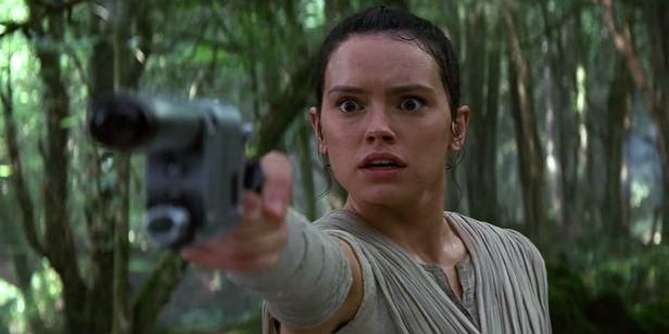 Star Wars - Os Últimos Jedi: Mark Hamill brinca com a semelhança entre Rey e Luke Skywalker