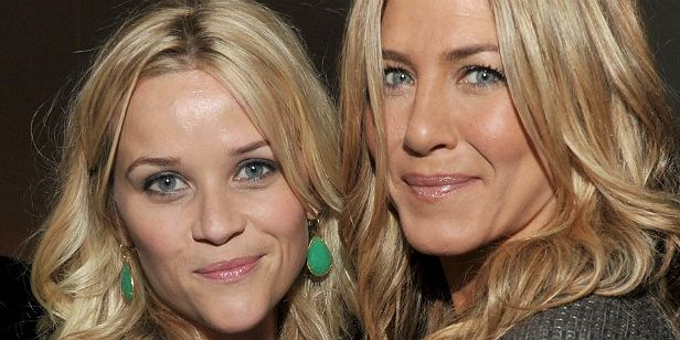 Apple encomenda duas temporadas de nova série com Jennifer Aniston e Reese Witherspoon