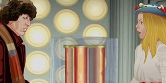 Doctor Who: Arco clássico escrito por Douglas Adams é finalizado em animação