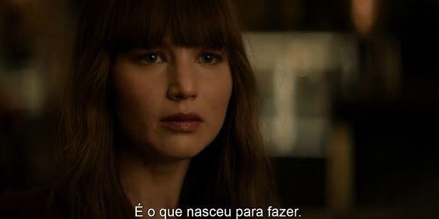 Operação Red Sparrow: Ter alma é um defeito no segundo trailer da ação estrelada por Jennifer Lawrence