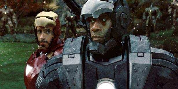 Máquina de Combate quase ganhou um filme solo após Homem de Ferro 2
