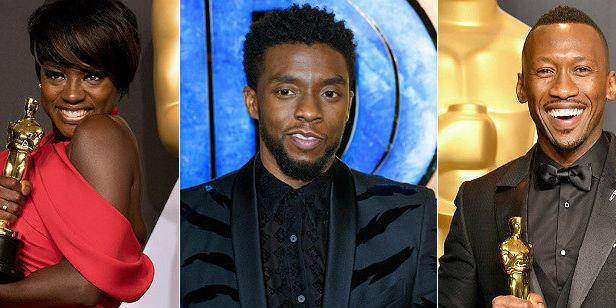 Oscar 2018: Viola Davis, Chadwick Boseman e Mahershala Ali integram primeira lista de apresentadores