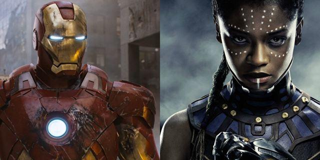Pantera Negra: Teoria indica que Shuri poderia assumir o traje do Homem de Ferro