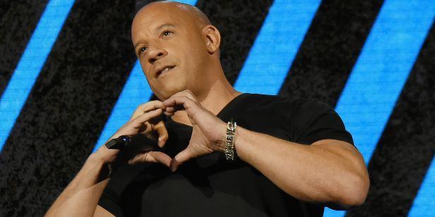 Vin Diesel vai estrelar a adaptação de Bloodshot