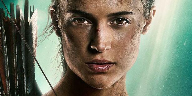 Tomb Raider - A Origem é a maior estreia da semana
