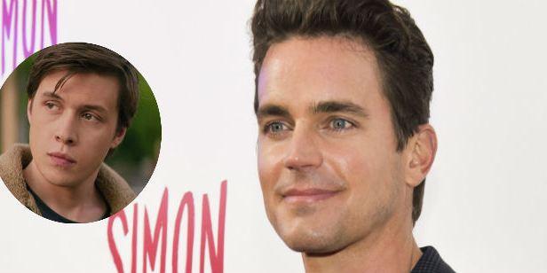 Matt Bomer dará sessão gratuita de Com Amor, Simon no Texas
