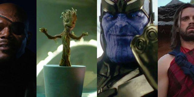 Marvel 10 anos: Relembre TODAS as cenas pós-credito