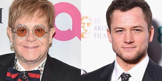 Paramount dá sinal verde para cinebiografia de Elton John estrelada por Taron Egerton