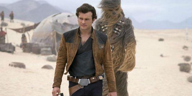 Han Solo: Uma História Star Wars ganha novas imagens e cartaz nacional