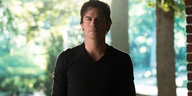 The Vampire Diaries: Produtor revela que frase final de Damon era bem diferente no script original