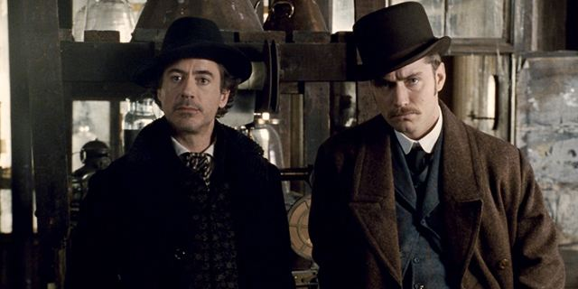 Dicas do Dia: Sherlock Holmes e As Panteras são os destaques de hoje