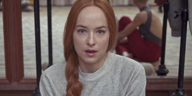 Suspiria: Dakota Johnson aparece ruiva nas primeiras imagens do remake