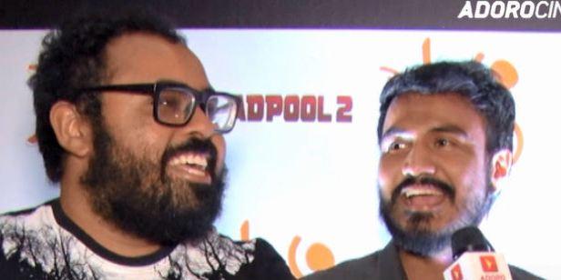AdoroEstreia: Público opina se Deadpool 2 é ou não um filme de família!