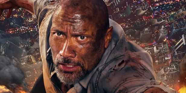 Dwayne Johnson se lança nos ares no novo trailer de Arranha-Céu: Coragem Sem Limite
