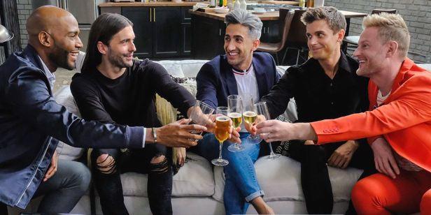 Queer Eye: Segunda temporada do reality show ganha data de estreia na Netflix