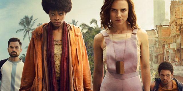 3% é renovada para a terceira temporada pela Netflix