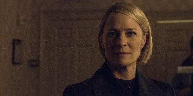 House of Cards: Veja as primeiras imagens de Robin Wright na sexta e última temporada da série