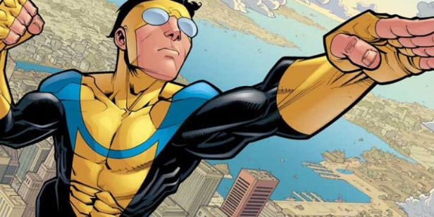 Invincible: Amazon encomenda série animada do criador de The Walking Dead