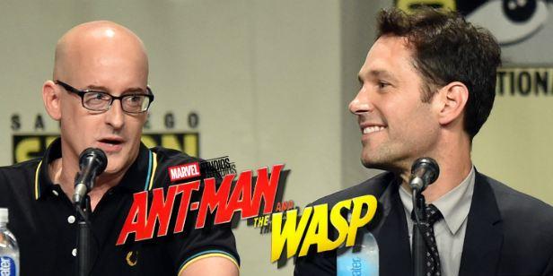 Homem-Formiga e a Vespa: Paul Rudd e Peyton Reed falam sobre humor, efeitos especiais e a conexão com Vingadores - Guerra Infinita